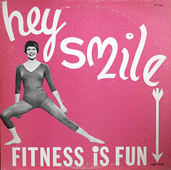 hey smile fitness is fun
