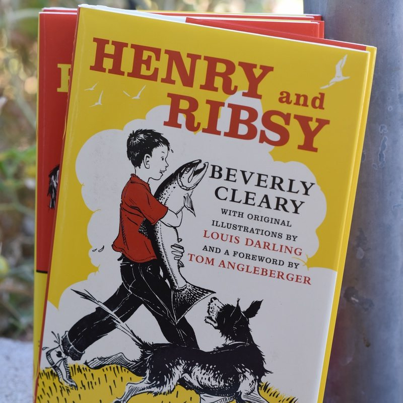 Henry and Ribsy hardcover