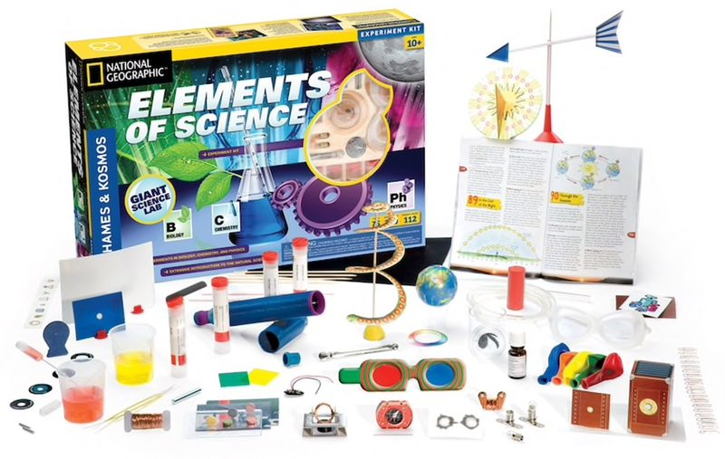 National Geographic Elements of Science