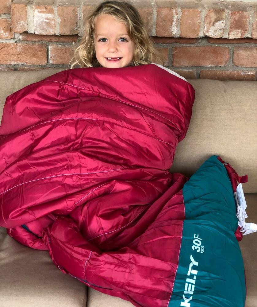 Kelty Callisto 30 kids sleeping bag