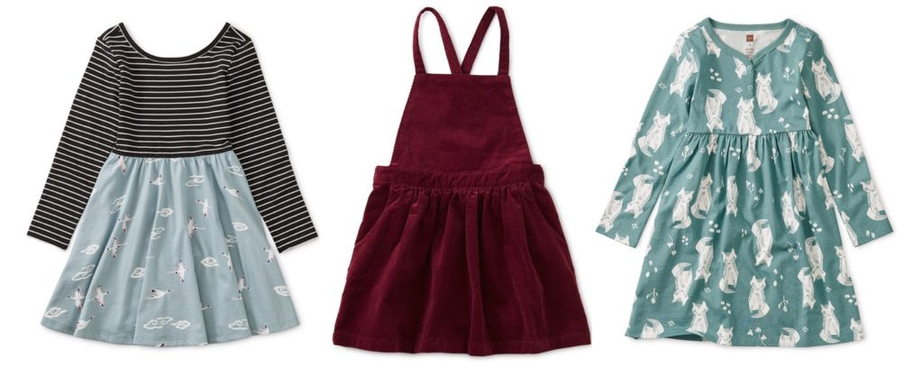 Tea Collection girls clothing